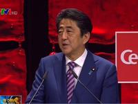 Thủ tướng Nhật Bản kêu gọi sớm ký kết hiệp định thương mại với EU