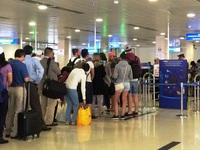 Đổi vé miễn phí cho những chuyến bay bị hủy vì bão số 4