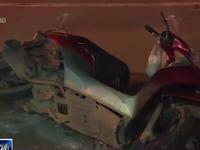 TP.HCM: Hơn 80 tai nạn trên đường là va chạm xe máy