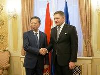 Việt Nam - Slovakia hợp tác phòng, chống tội phạm
