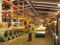 Áp thuế tự vệ có tôn mạ nhập khẩu, DN nội mở rộng sản xuất