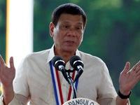 Tổng thống Philippines quyết tâm chống ma túy