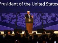 APEC 2017: Tổng thống Hoa Kỳ Donald Trump phát biểu tại CEO Summit