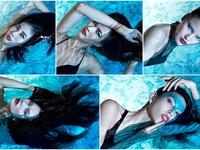 """Top 5 Vietnam""""s Next Top Model 2017 bất ngờ hóa mỹ nhân ngư"""