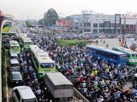 Ý kiến người dân trước đề xuất thu phí ô tô vào trung tâm TP.HCM