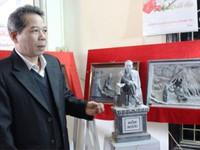Gặp gỡ nghệ nhân 20 năm lưu giữ hình tượng Bác Hồ trên đá