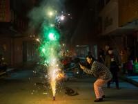 Trung Quốc: Người dân Bắc Kinh đốt ít pháo hoa do lo ngại ô nhiễm không khí