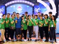 Robocon Việt Nam 2018 tuyển tình nguyện viên hỗ trợ chương trình