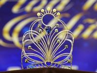 Cận cảnh chiếc vương miện Hoa hậu Hữu nghị ASEAN 2017