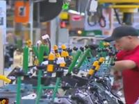Hoạt động sản xuất của Trung Quốc tăng trưởng vượt dự kiến