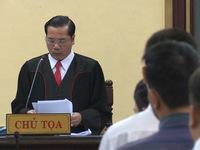 Kết thúc phiên phúc thẩm: Giữ nguyên mức án với Phạm Công Danh