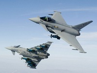 Qatar mua máy bay chiến đấu của Anh