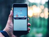BLinkSelectedist: Ứng dụng đọc sách trong 'nháy mắt'