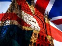 Thêm những dấu hiệu kinh tế Anh mất đà tăng trưởng