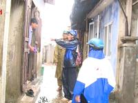 Người dân Phú Yên chủ động ứng phó bão số 12