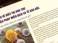 Điều trị ung thư bằng tế bào gốc - kỳ vọng của tương lai