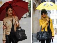 Bí kíp diện đồ hợp lý mà vẫn chất trong ngày mưa rét