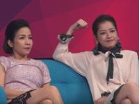 Chi Pu trở lại Biệt tài tí hon, liên tục bị Trịnh Thăng Bình 'phản pháo'