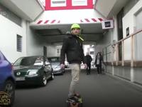 Ván trượt in 3D siêu 'độc' được vận hành bằng smartphone