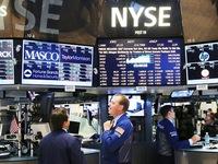 Chứng khoán Mỹ chìm trong sắc đỏ khi cổ phiếu công nghệ lao dốc