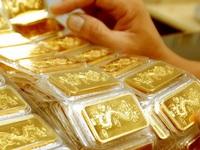 Giá vàng trong nước tăng mạnh theo địa cầu