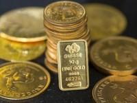 Đồng USD mạnh đẩy giá vàng thế giới đi xuống