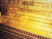 50#phantram lượng vàng dự trữ của Đức được cất giữ trong nước