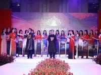 Ấn tượng đêm diễn thời trang áo dài 'Vẻ đẹp Việt Nam'