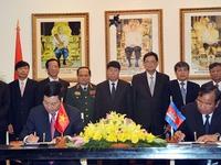 Việt Nam - Campuchia phấn đấu nâng kim ngạch thương mại đạt 5 tỷ USD