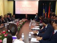 'Nâng cao chất lượng dạy và học tiếng Việt tại Ukraine'