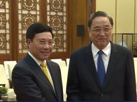 Việt Nam - Trung Quốc tăng cường hợp tác song phương