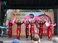 Quảng bá hình ảnh Việt Nam tại Lễ hội Văn hóa châu Á