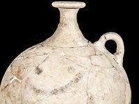 Phát hiện biểu tượng mặt cười cổ xưa nhất thế giới