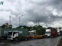 Bí thư Thành ủy TP.HCM khảo sát ùn tắc giao thông cảng Cát Lái