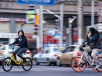 Trung Quốc thống trị dịch vụ chia sẻ xe đạp công cộng