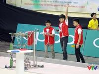 Lộ diện 12 đội tuyển đầu tiên lọt vào VCK Robocon Việt Nam 2017