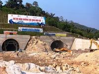 Hầm Đèo Cả sẽ hoàn thành vào ngày 10/8