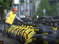 Cạnh tranh khốc liệt trong dịch vụ chia sẻ xe đạp tại Trung Quốc