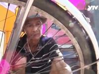 Sửa xe đạp miễn phí suốt 10 năm tại Đà Nẵng