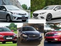 Nhiều hãng xe 4 bánh giảm giá bán hàng trăm triệu đồng mỗi xe