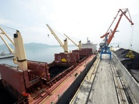 Trung Quốc ngừng nhập khẩu than đá từ Triều Tiên