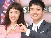 'Bình hoa di động' Lee Yeon Hee thích thú kết đôi với trai trẻ