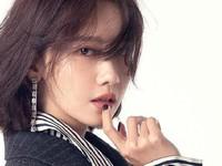 YoonA (SNSD) đầy phong cách trên ELLE