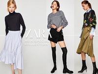 Zara mở phân phối BST chỉ dành cho châu Á