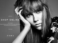 Zara phân phối online ở Việt Nam bắt đầu từ 5/4
