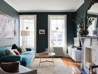 'Nhặt nhạnh' bí kíp tô điểm không gian sống nhỏ hẹp qua căn hộ ở Brooklyn