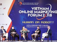 Major online marketing forum in Hanoi