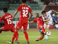 AFF Cup: Vietnam held to goalless draw by Myanmar