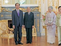 President wraps up State visit to Japan