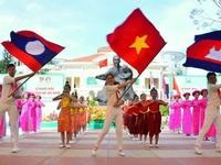 Indochina children attend summer camp in HCM City